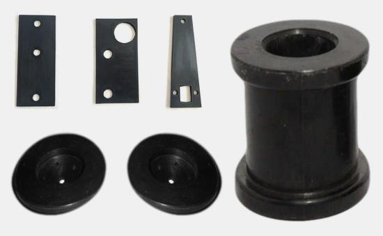 天然胶/轮胎再生胶生产通用模型橡胶制品