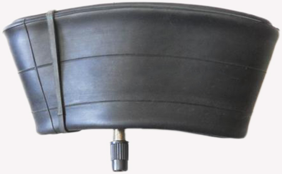 Extruding technology of natural rubber vehicle inner tube with butyl recycled rubber