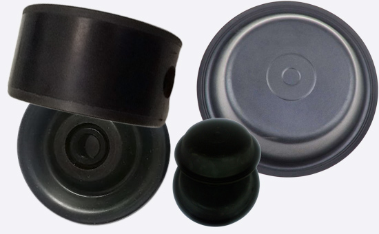 Application skills of EPDM recycled rubber in brake cups