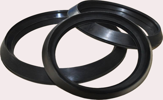 Several methods to improve the wear resistance of natural rubber seals