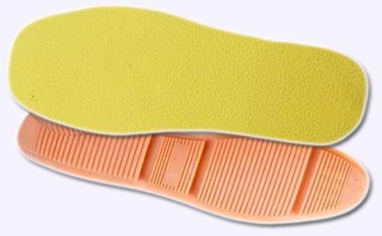 少量乳胶再生胶降低黄色橡胶鞋底原料成本