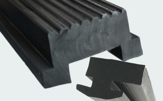 Application characteristics of three commonly used rubber oils in EPDM solid rubber strips