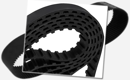 Tips on using natural rubber transmission belt to reduce cost