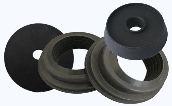 The role of a small amount of EPDM compound in other rubbers 2