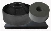 天然再生胶在减震材料中的应用