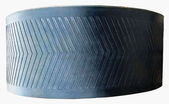 How to improve the tensile strength of black latex reclaimed rubber conveyor belt