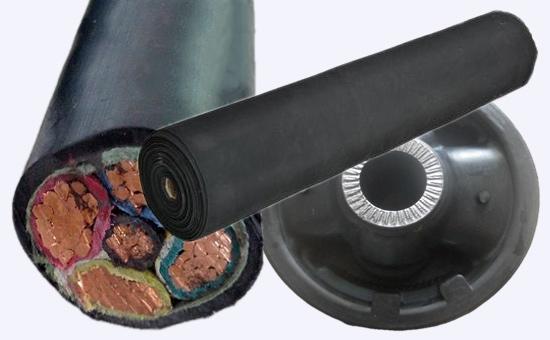 三元乙丙再生胶使用场合与性能的关系1