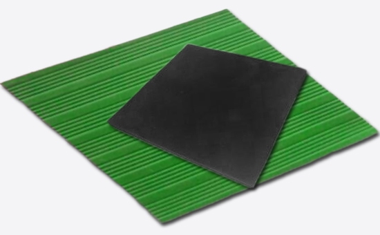 Advantages and skills of using latex reclaimed rubber for insulating rubber pads