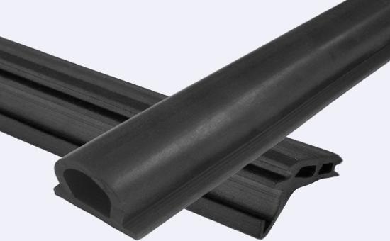 Mixing skills of EPDM extrusion sealing strip