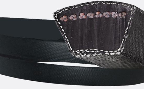 橡胶V带使用黑色天然再生胶配方设计—硫化体系