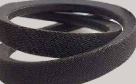橡胶V带使用黑色天然再生胶配方设计—补强体系