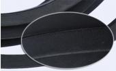 橡胶V带使用黑色天然再生胶配方设计—软化体系
