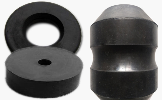 Commonly used raw and auxiliary materials for low hardness natural rubber shock absorption materials
