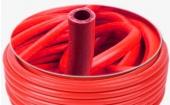 普通红色软管外层胶掺用乳胶再生胶配方