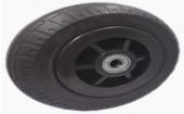 发泡小轮胎使用乳胶再生胶的技巧