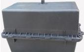 蓄电池胶槽高比例掺用轮胎再生胶参考配方