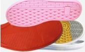 彩色乳胶鞋底配色原则