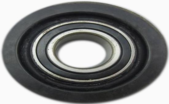 提高丁腈胶料与金属材料之间粘合性能的方法2