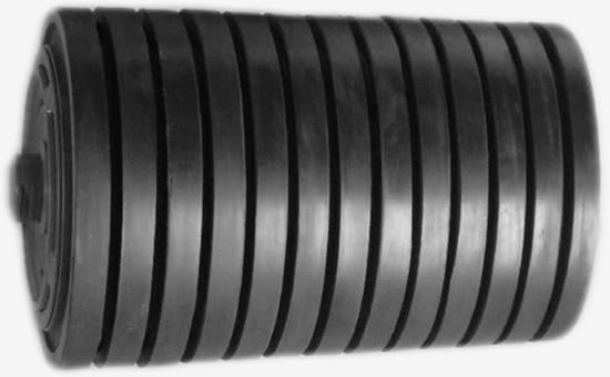 与天然橡胶并用生产橡胶辊的聚合物品种