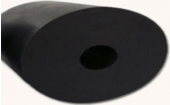 降低乳胶再生胶减震制品动静刚度比的方法