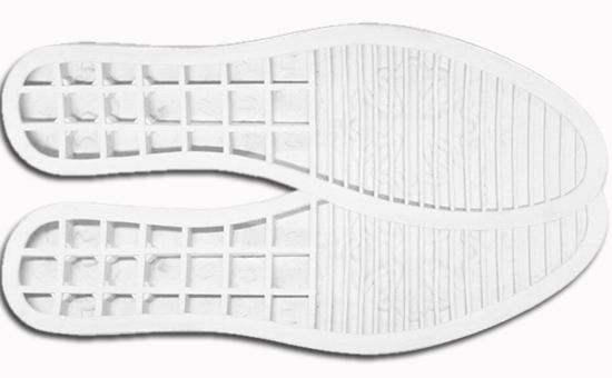 如何设计全乳胶再生胶生产白色鞋底配方