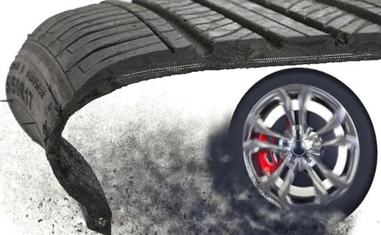 掺用轮胎胶粉的轮胎胎面胶参考配方