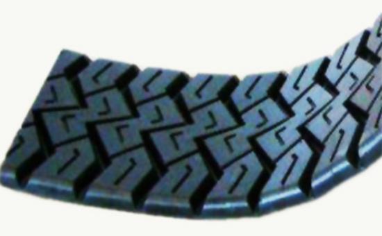 轮胎再生胶在不同轮胎胎面胶中的用量