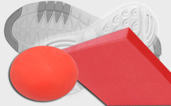 乳胶再生胶在常见发泡橡胶制品中的应用
