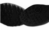 球鞋底不同部位掺用轮胎再生胶参考配方