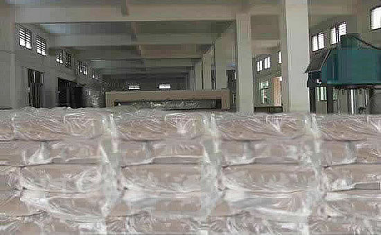 Latex reclaimed rubber production line