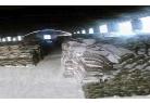 再生胶铁路仓库