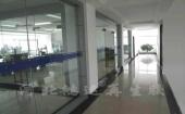 鸿运再生胶厂办公区