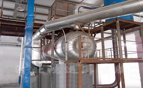 再生胶废气处理装置