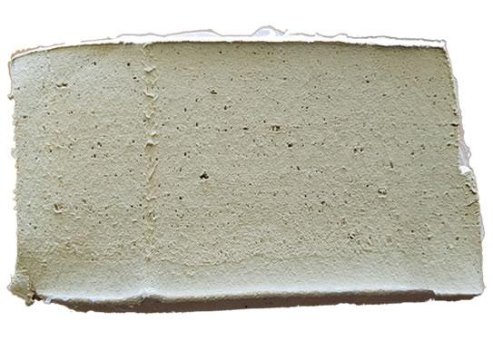 白色乳胶再生胶侧面
