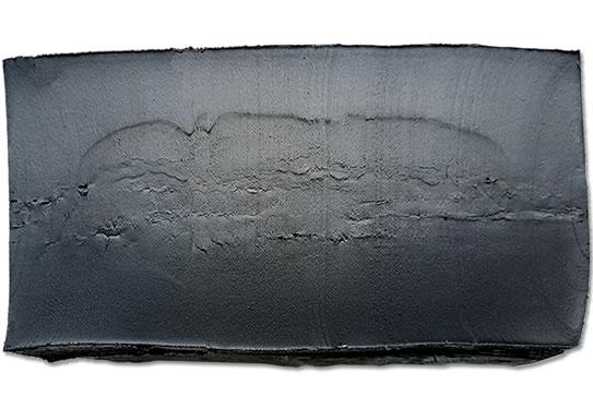 超细轮胎再生胶切面
