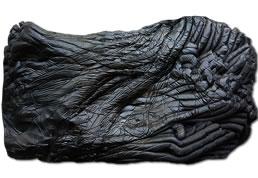 黑色乳胶再生胶100%