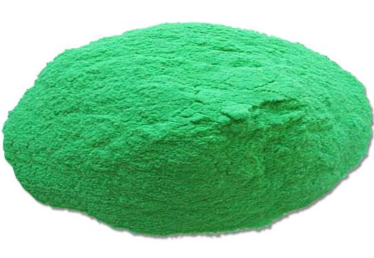 绿色三元乙丙胶粉